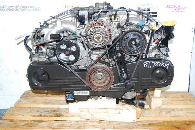 Subaru Impreza, Forester, Legacy, Outback EJ201 Engine Replacement for EJ251/52/53