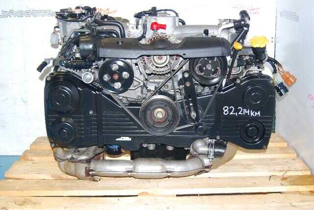 USED EJ205 SUBARU ENGINE, IMPREZA WRX 2002-2005, TURBO, AVCS 2.0