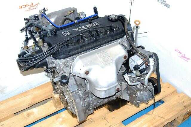 Honda Accord 2.3 VTEC Engine 1998-2002, 4 Cylinder VTEC