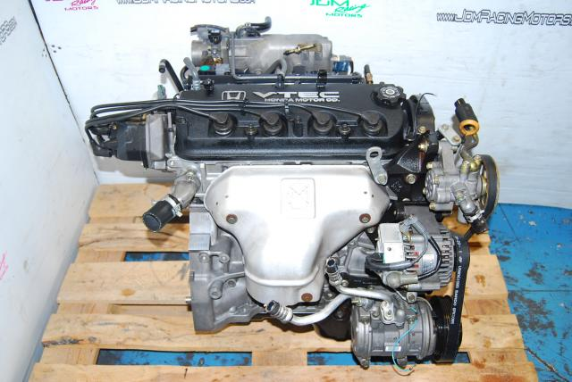 Accord 1998-2002 F23A Engine, 2.3L VTEC CD1 CD2 Motor
