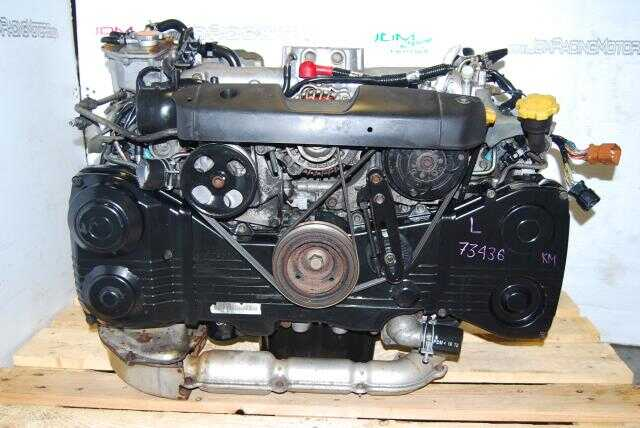 Impreza WRX EJ205 2.0L Engine, Quad Cam AVCS 02-05 Turbo Model Motor