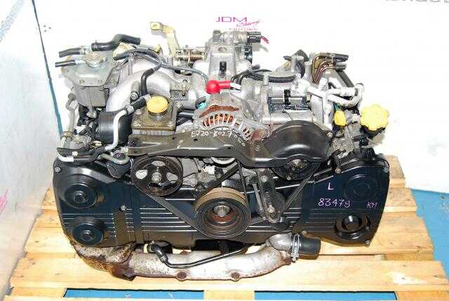 Impreza WRX EJ20T 2.0L Motor, DOHC 2002-2005 Turbo Model EJ205 Engine