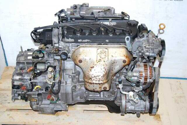Used Accord 1998-2002 F23A Motor, 2.3L VTEC CD1 CD2 Engine and Automatic Transmission