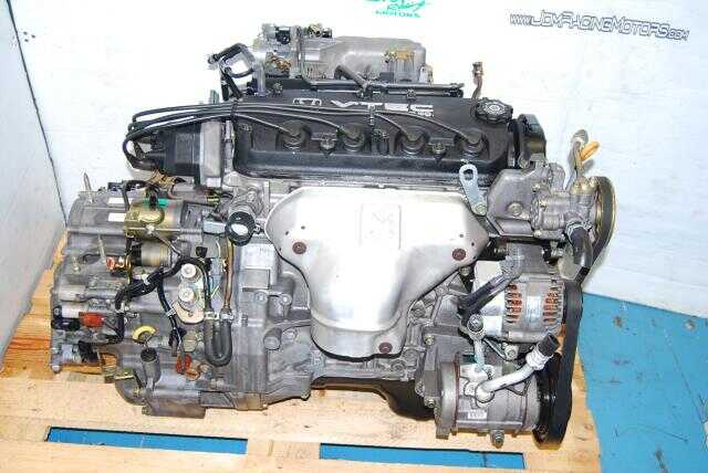 Used Accord 98-02 F23A Engine, CD1 CD2 2.3L VTEC Engine and Automatic Transmission