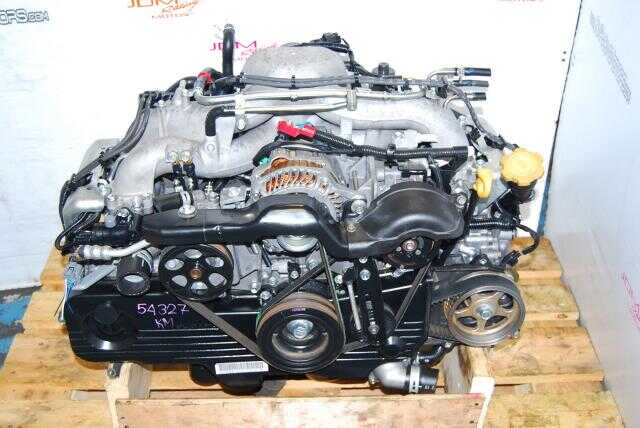 Used EJ253 2.5L Replacement Engine, Impreza RS 2004 2.0L SOHC EJ201 Motor