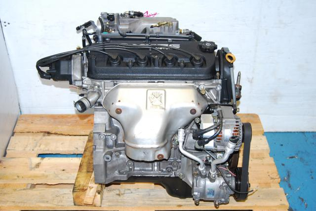 Used Accord 1998-2002 F23A Engine, 2.3L VTEC CD1 CD2 Motor