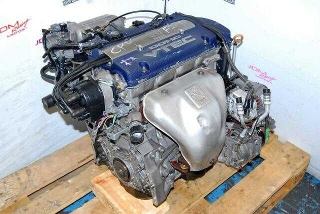 Used Accord 1999-2002 F20B Motor, DOHC 2.0L VTEC Engine