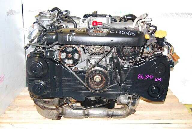 Impreza WRX EJ205 AVCS Engine, ej20 DOHC turbo, 2.0L motor for sale