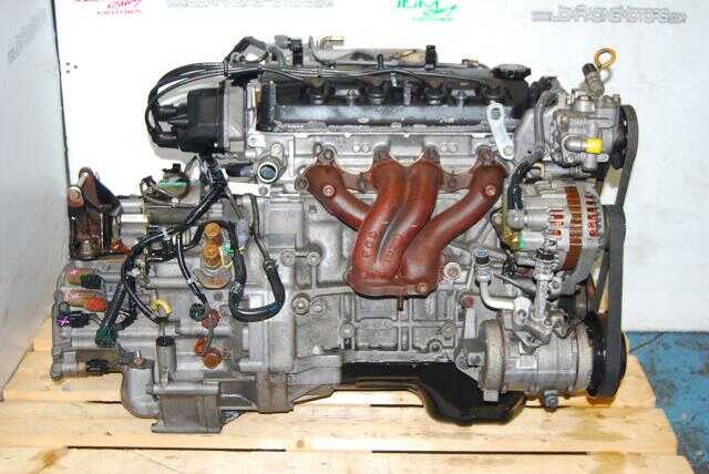 Used Honda Accord 1998-2002 F23A Motor, CD1 CD2 2.3L Automatic Transmission & VTEC Engine