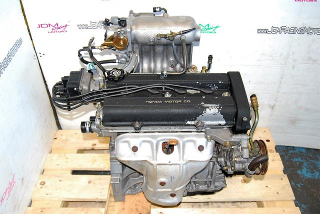 crv 99 engine