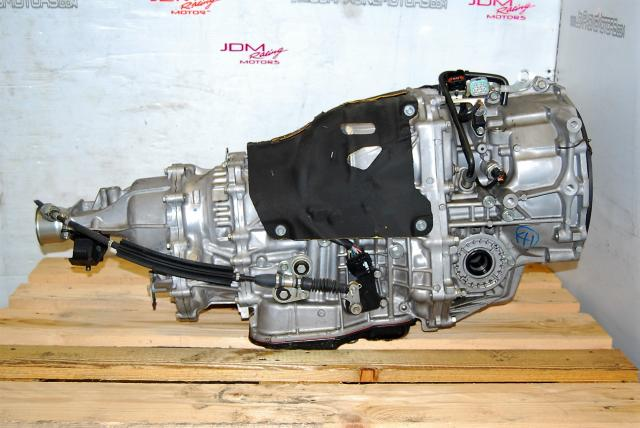 Outback / Legacy 2009-2010 CVT TR690JHBAA Transmission