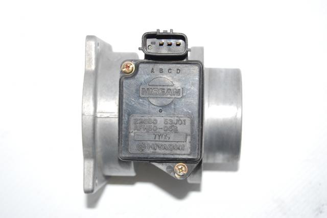 Nissan Mass Air Flow Meter For 1995-1999 Sentra, 200sx, SR20DE 2.0L JDM 22680-53J01