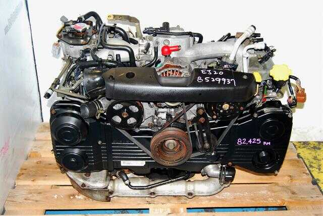 EJ205 Engine For Sale, 2.0L AVCS WRX 2002-2005 Quad Cam EJ20 Turbo Motor