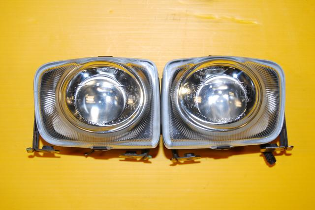 Subaru Legacy Projector Fog Lights, BP BL 04-07 Left and Right Fogs 99223-58004