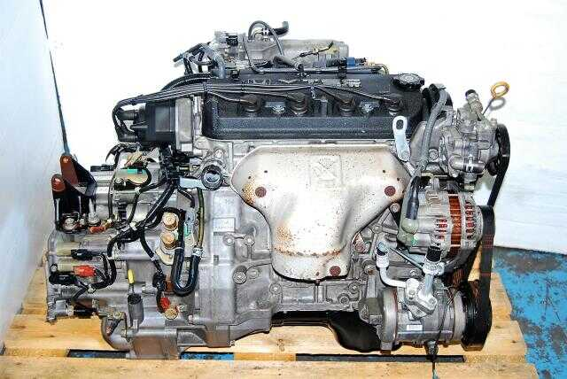 Honda Accord F23A Engine For Sale, JDM 2.3L VTEC CD1 CD2 Motor & Transmission Package
