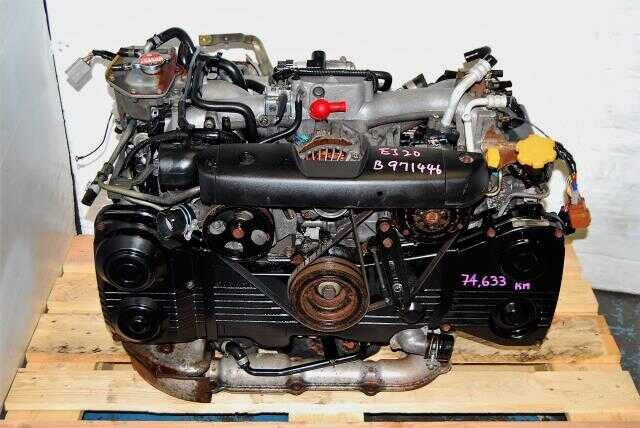 WRX EJ205 Engine For Sale, 2002-2005 EJ20 Turbo AVCS DOHC 2.0L Motor
