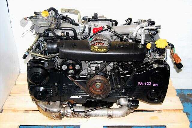 EJ205 WRX Engine For Sale, Quad Cam 2.0L AVCS 2002-2005 EJ20T Motor