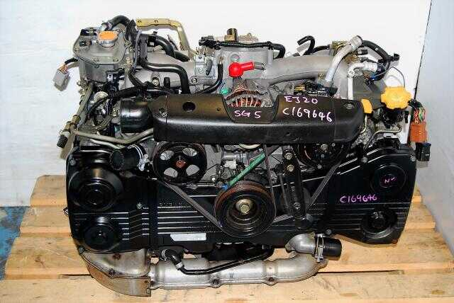 WRX EJ Engine, AVCS 2002-2005 EJ20 Turbo Motor For Sale