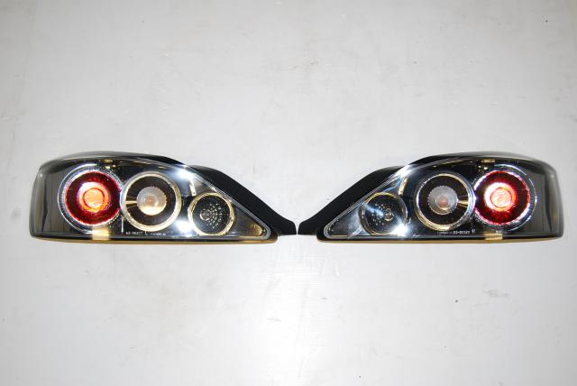 Used Nissan Silvia S15 Taillights, JDM I-Magic Left+Right Brake Lights S15 99-02