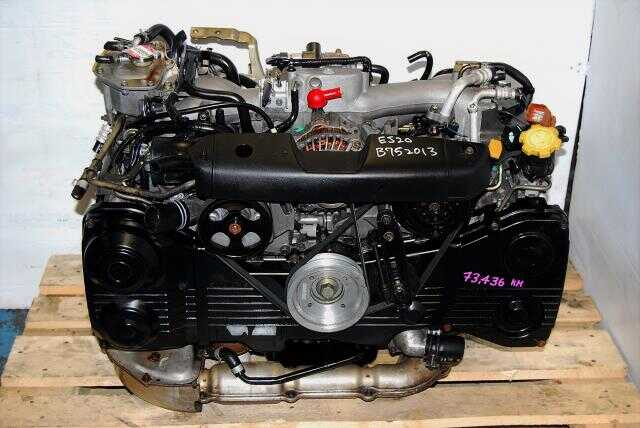 EJ20 Turbo WRX Motor, GD Impreza EJ205 2.0L AVCS DOHC Replacement Engine For Sale