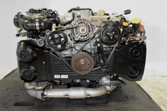 WRX EJ205 Engine, AVCS Turbo EJ20 2002-2005 DOHC 2.0L Motor For Sale