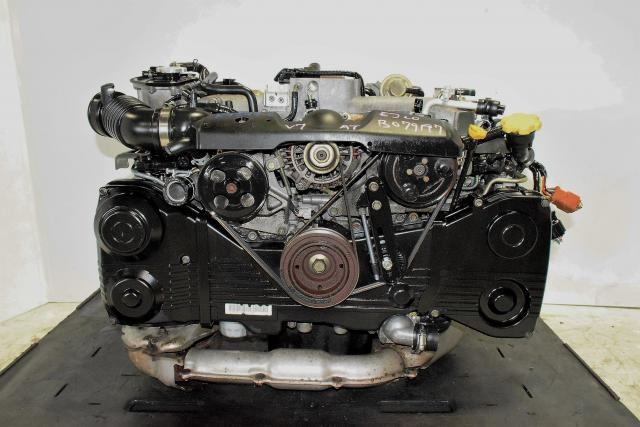 EJ Turbo WRX Motor For Sale, AVCS DOHC EJ205 2.0L 2002-2005 Engine