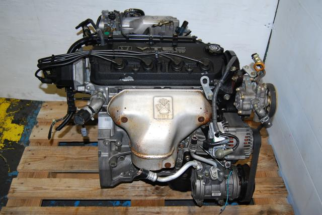 JDM F23A Accord 98-02 Engine, 2.3L VTEC CD1 CD2 Motor For Sale