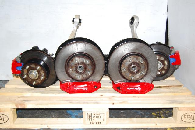 JDM DC5 K20A RSX 2002-2006 Brembo Brake Caliper Complete Assembly For Sale