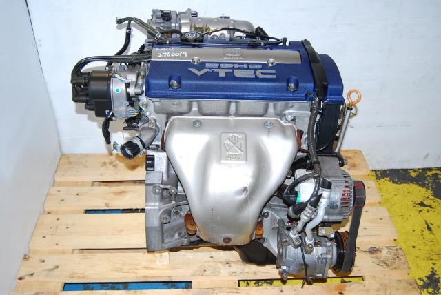JDM Accord 1999-2002 F20B Motor, Used DOHC 2.0L VTEC Engine For Sale