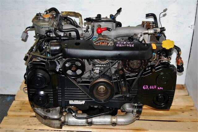 Used WRX EJ20 Turbo 2.0L Motor For Sale, AVCS 2002-2005 DOHC Subaru Engine