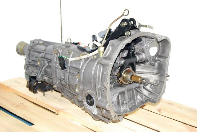 USDM Forester XT 2004-2005 5MT Replacement, 2.5L AWD SG 5 Speed Manual Transmission