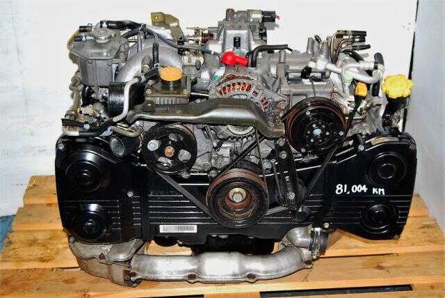Impreza WRX EJ205 Turbo Engine Replacement, DOHC 2002-2005 2.0L EJ20 Turbo Motor For Sale