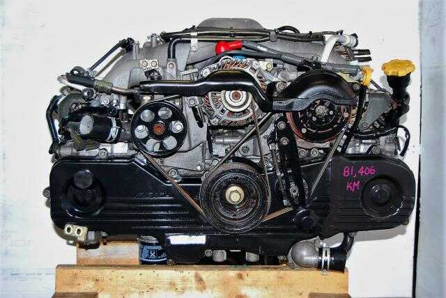 Subaru Impreza RS 2004 EJ203 Motor For Sale, 2.0L Replacement for EJ253 2.5L Engine