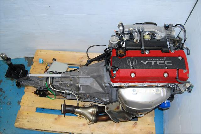 Honda S2000 F20C AP1 Engine For Sale, JDM 2000-2003 2.0L Motor & 6 Speed Transmission Package