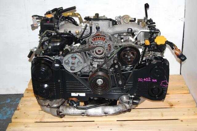 Subaru WRX Turbo 2002-2005 EJ205 Engine For Sale, AVCS DOHC 2.0L EJ20 Motor