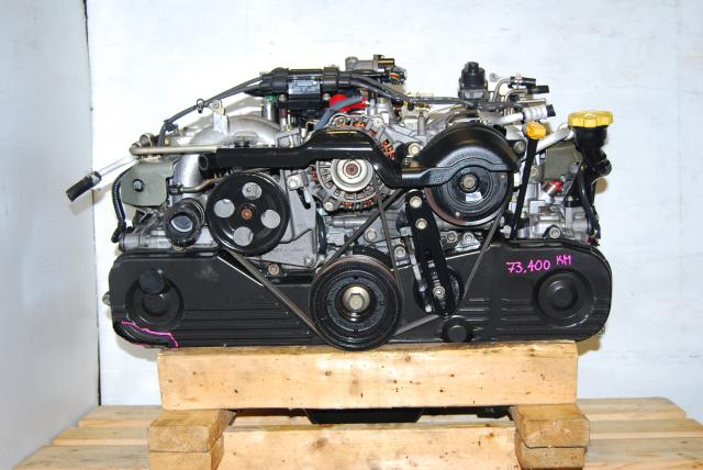 Subaru EJ251 2.5L Engine Replacement, JDM EJ201 2.0L Motor Package For Sale