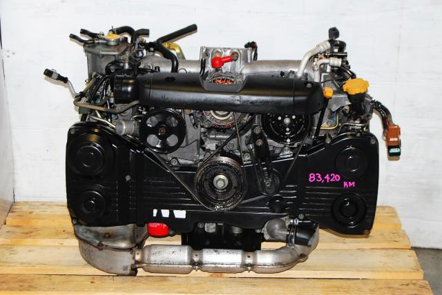 EJ20 WRX Engine For Sale, JDM 2.0L Quad Cam EJ205 Turbo Motor with AVCS