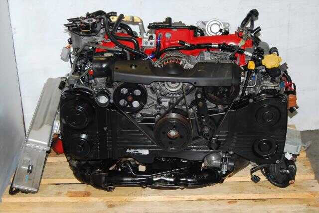 Subaru WRX STi 2002-2005 EJ207 Version 7 2.0L DOHC Engine For Sale