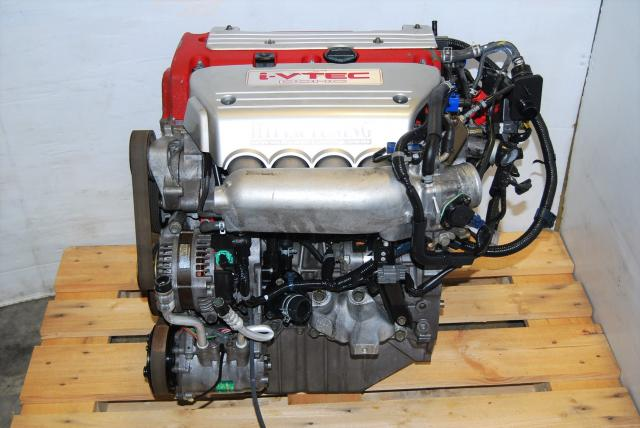 JDM Honda Accord Euro-R 2002-2007 K20A Engine, TSX 02-08 VTEC DOHC Spoon Performance Euro-R Motor CL7 , RBC Intake. Fits USDM RSX