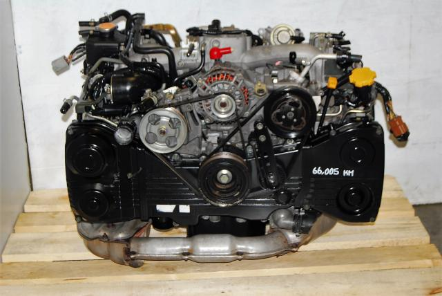 WRX 02-05 EJ20 Engine For Sale, Turbo DOHC AVCS 2.0L EJ20 Motor