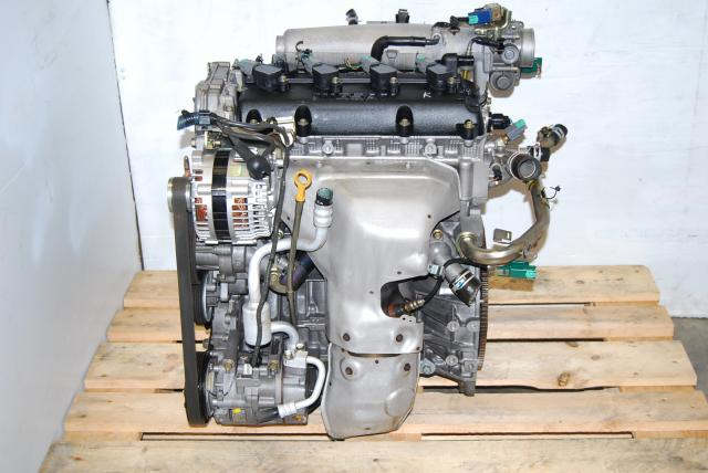 Nissan Altima 2002-2006 QR20DE Engine Replacement For QR25 2.5L Low Mileage Motor For Sale