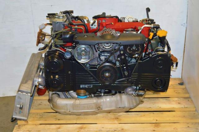 JDM WRX STi v8 EJ207 Engine For Sale, Excellent Condition Subaru Version 8 02-07 DOHC 2.0L Motor Swap