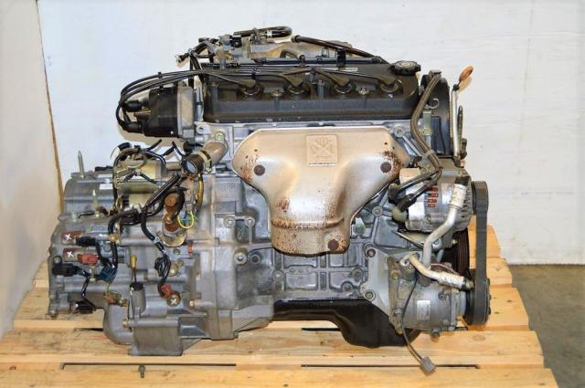 JDM Accord F23A 1998-2002 Engine For Sale, JDM Low Mileage 2.3L VTEC Motor & Transmission Package