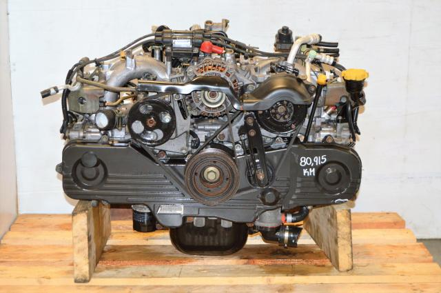 JDM Legacy 2000-2003 2.0L Replacement Engine for EJ251 SOHC