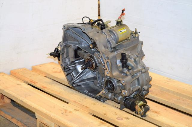 JDM Honda Civic 1992-2000 1.5L S8G Hydraulic Transmission For Sale B000