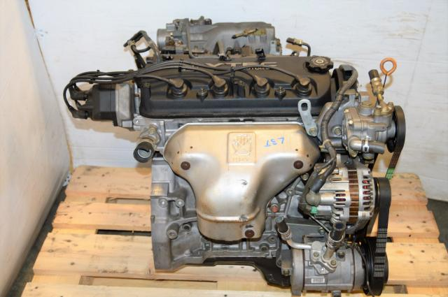 JDM Accord 1998-2002 F23A Motor, Used 2.3L VTEC CD1 CD2 Engine For Sale