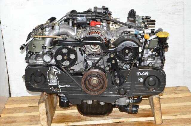 JDM Subaru Legacy & Forester EJ201 Replacement Engine For EJ251 2.5L