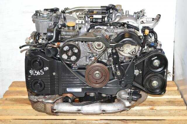 JDM EJ20 GC8 / Forester SF5 1996-1997 EJ20G Turbo Engine For Sale