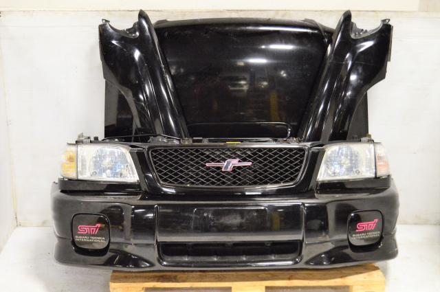 JDM Subaru Forester STi SF5 1999-2002 Complete Front End Conversion for Sale