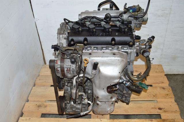 Nissan Altima 02-06 QR20 2.0L Replacement Engine For QR25DE 2.5L Motor For Sale